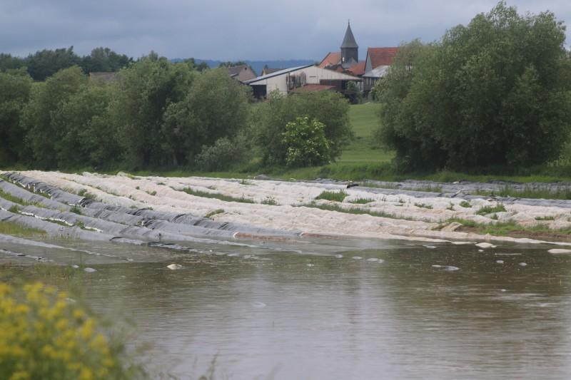 Inondations aspergeraies