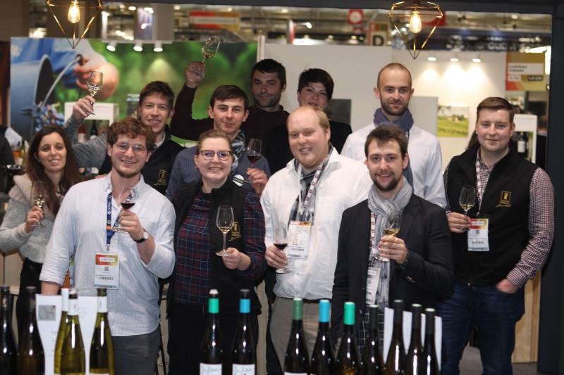 Jeunes Synvira Wine Paris